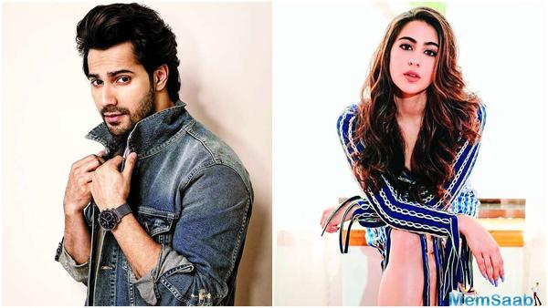 Coolie No 1 remake: Main Toh Raste Se Ja Raha Tha and Husn Hai Suhana to be recreated in the Varun-Sara starrer