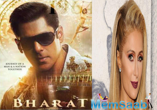 Salman Khan's young look from Bharat impressed Paris Hilton; here's proof!