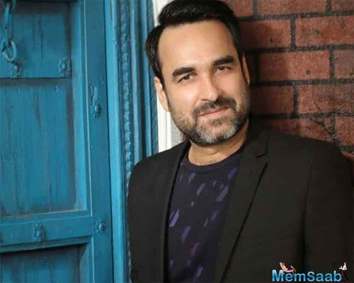Pankaj Tripathi: Good art is created when society is in crisis