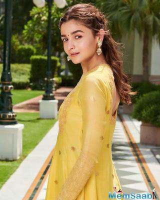 The actor features opposite Varun, Sonakshi, Aditya Roy Kapoor, Sanjay Dutt and Madhuri Dixit Nene in the film produced by Dharma Productions. She says the film is important for her because it is her most high budget project till date.