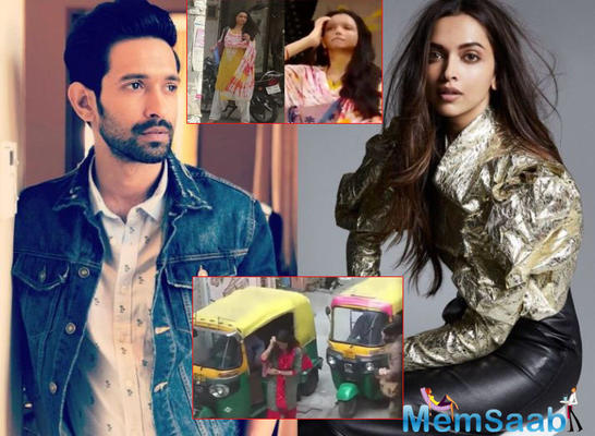 Deepika Padukone and Vikrant Massey's Chhapaak look is ruling the internet; see pic