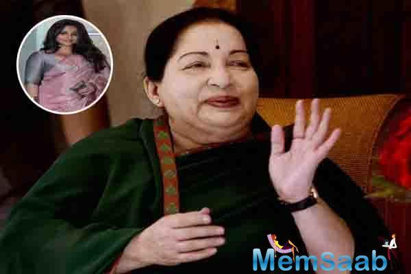 Here's why Vidya Balan refused Jayalalithaa biopic