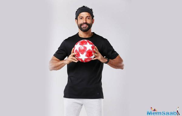 Farhan Akhtar invited to attend the UEFA Champions League final as a guest from India