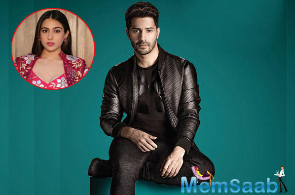 It's confirmed! Sara Ali Khan to star opposite Varun Dhawan in 'Coolie No 1' remake
