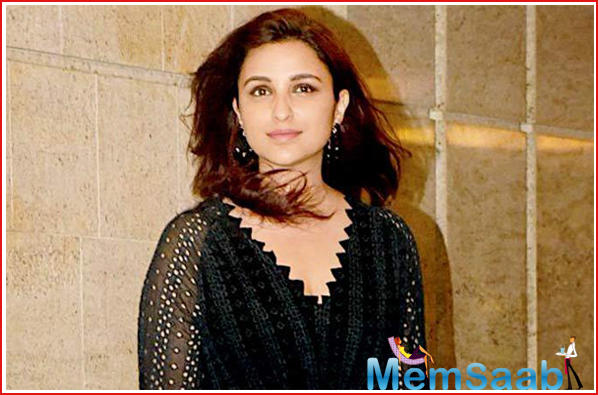 Parineeti Chopra to step into Emily Blunt's shoes for Hindi remake of The Girl on the Train