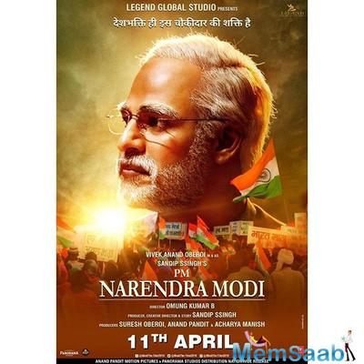 PM Narendra Modi Biopic: EC stands by its decision; tells sc, film will release after May 19