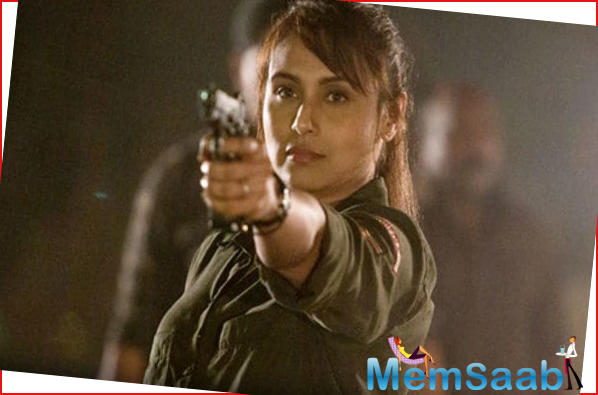 Rani had delivered an outstanding performance in the superhit and hugely acclaimed prequel, Mardaani, in which she took on the kingpin of a child trafficking racket.