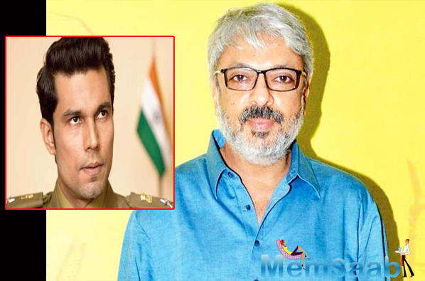 Randeep Hooda to play cop in Sanjay Leela Bhansali's next production?