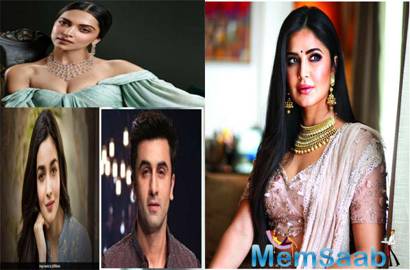 Katrina Kaif on her equation with Alia, Deepika, Ranbir : No point in holding a grudge