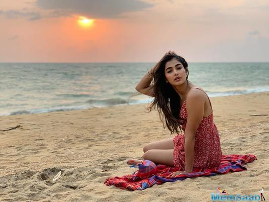These pictures of Pooja Hegde are an absolute treat to the eyes
