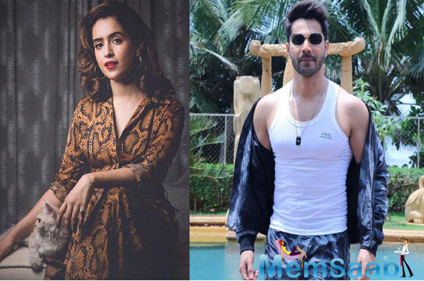 Sanya Malhotra feels this B-town actor would play 'Captain America' the best