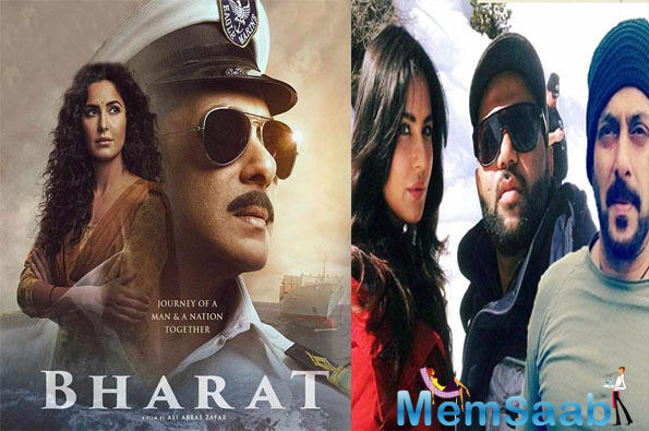 Ali Abbas Zafar reportedly stated that making 'Bharat' was like making seven different films.