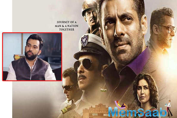 'Bharat': Ali Abbas Zafar reveals why directing Salman Khan and Katrina Kaif starrer was like making 7 different films
