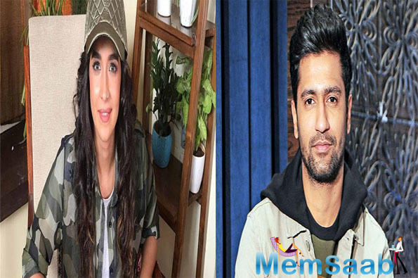 Harleen Sethi on breakup with Vicky Kaushal: I'm no one's ex, current or future girlfriend