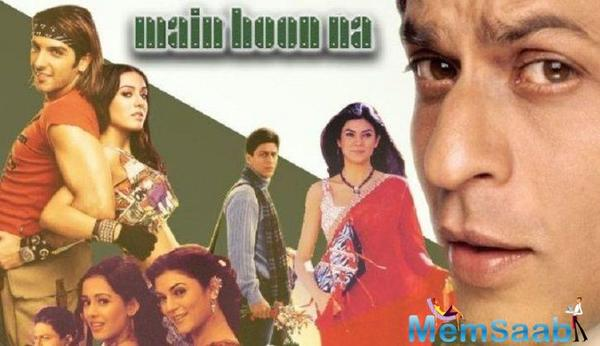 Farah Khan has a good idea for a sequel of her directorial debut, Main Hoon Na, which clocked 15 years of its release on Tuesday, April 30, 2019.