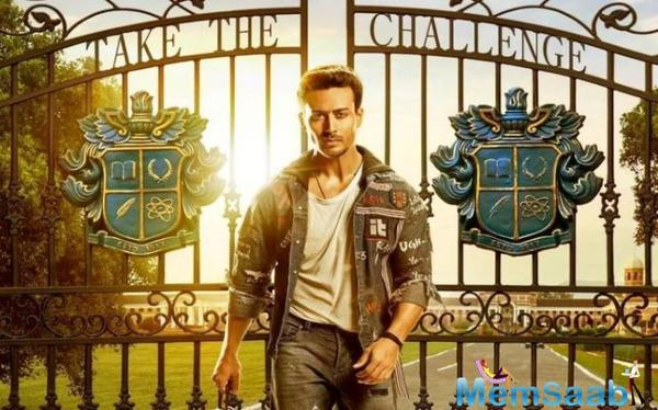 Student of the Year 2 has created quite a buzz among the audiences. The film, which is a sequel to Student of The Year (2012) features Tiger Shroff, debutants Tara Sutaria and Ananya Panday in the lead.