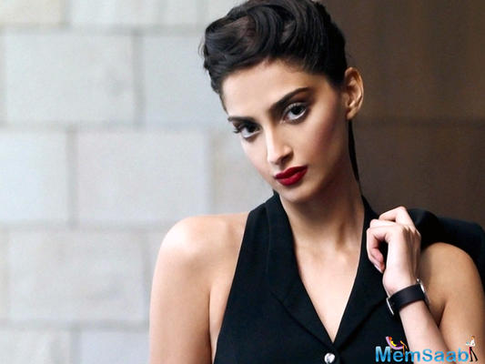 Sonam Kapoor fights to bridge pay-gap in Bollywood