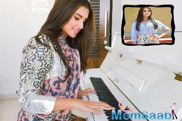 Tara Sutaria: Wish to sing in Bollywood films