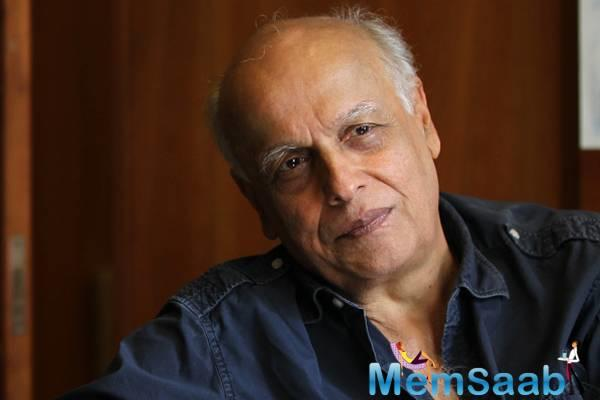 Kangana Ranaut's sister Rangoli in one of her many tirades against Bollywood celebrities had targeted Mahesh Bhatt, accusing him of throwing a slipper at Kangana for refusing to work as a suicide bomber in Dhokha.