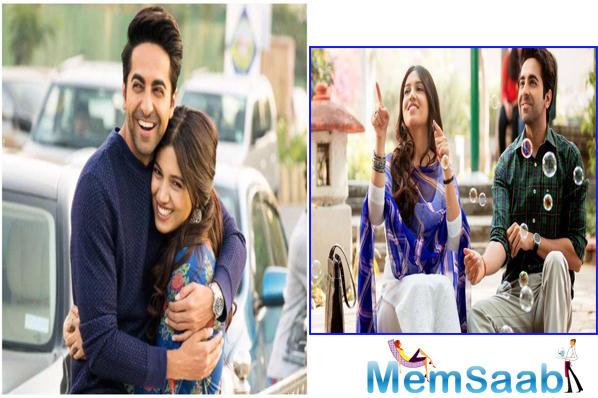 The hit pair of Ayushmann Khurrana and Bhumi Pednekar returns with 'Bala'!