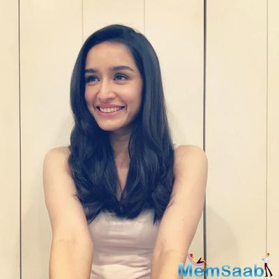 Important to offer a variety to the audience and myself: Shraddha Kapoor