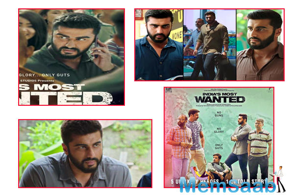 Arjun Kapoor's India's Most Wanted, a film on Yasin Bhatkal?