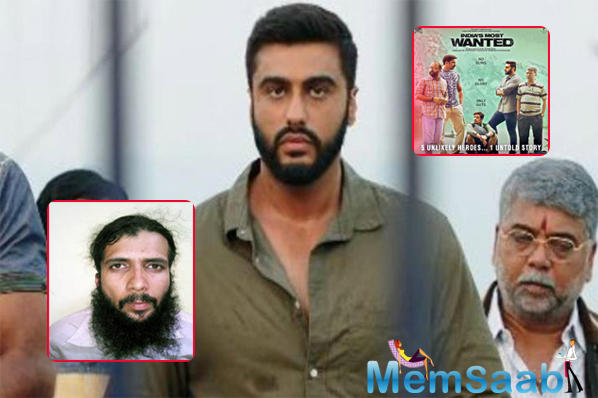 The trailer of Arjun Kapoor's upcoming spy thriller India's Most Wanted follows a team of intelligence officers who hunt down one of the most dangerous terrorists creating havoc all across the country.