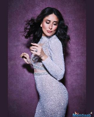 Kareena Kapoor Khan's impending surprise