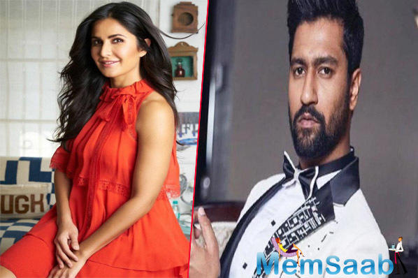 Reports of Katrina Kaif and Vicky Kaushal doing a film together are baseless