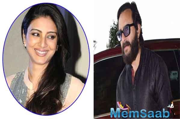 Saif Ali Khan: Tabu will be hysterical in her part in Jawaani Jaaneman