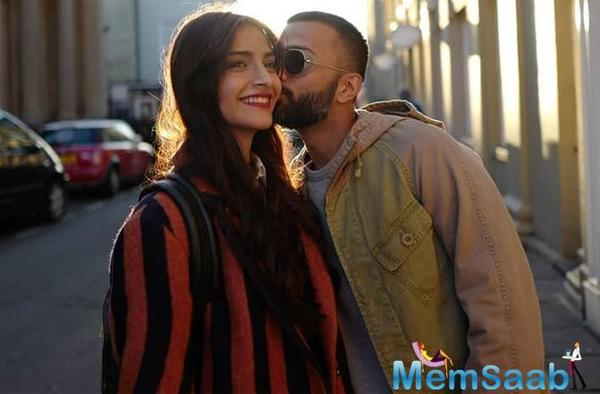 Anand Ahuja to Sonam Kapoor on first wedding anniversary: You're my guiding star