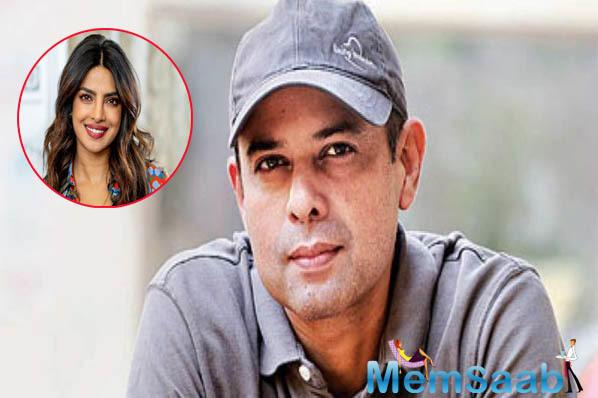 Atul Agnihotri: Priyanka Chopra never spoke to me about walking out of Bharat