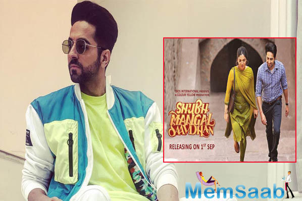 Shubh Mangal Zyada Saavdhan: Ayushmann Khurrana's next to be gay love story