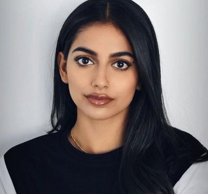 Banita Sandhu to be seen in a sci-fi series Pandora starring Priscilla Quintana, Ben Radcliffe and others