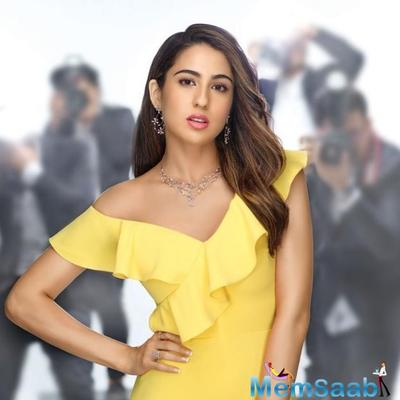 Recently, Sara Ali Khan graced the April cover of a popular magazine, which aptly put forth the distinctive personality traits of the young starlet as she rings in summer with her breathtaking and breezy looks.