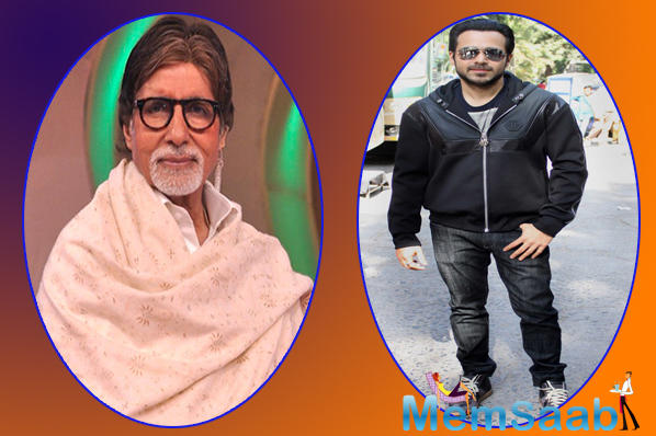 Amitabh Bachchan and Emraan Hashmi starrer finally gets its title; find out here
