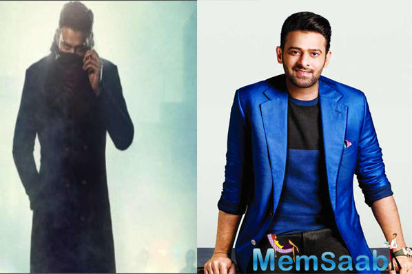 Prabhas: Have done a lot of homework for 'Saaho'
