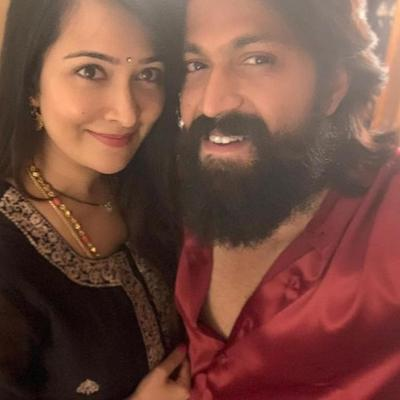 After the success of KGF: Chapter 1, Kannada star Yash has geared up for the shooting of Chapter 2. Now, according to latest reports, the Rocking star has teamed up with his wife Radhika Pandit for a film.