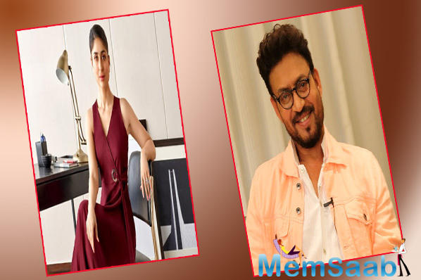 Kareena Kapoor Khan on working with Irrfan in Angrezi Medium: That box needed to be ticked in my career