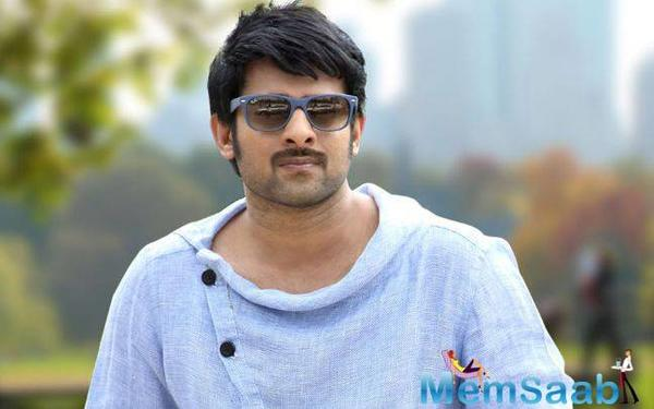 Baahubali fame Prabhas talks about learning Hindi for his upcoming Saaho
