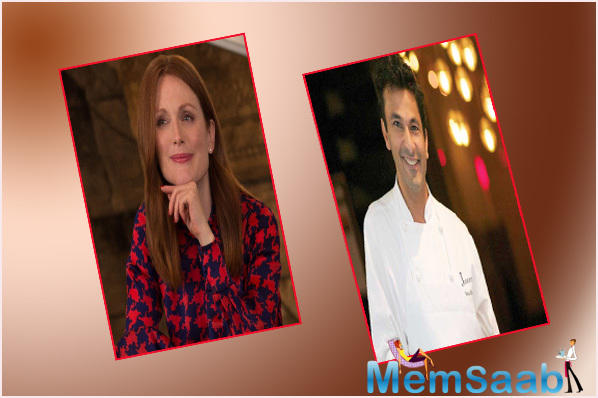 Cannes 2019: Chef Vikas Khanna to share stage with Julianne Moore