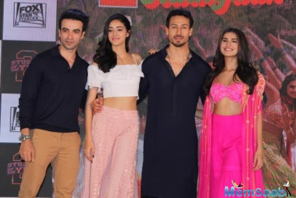 SOTY 2 Box Office Collection Day 3: Tiger Shroff, Ananya Panday & Tara Sutaria's film to touch 50 crore