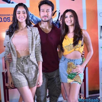 Student of the Year 2 released last week on May 10 and received mixed reviews from the audience. The trio of Tiger Shroff, Ananya Panday and Tara Sutaria made full efforts in promoting their huge release.