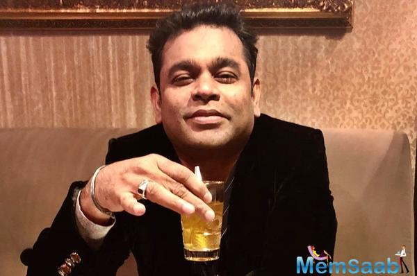 Grammy and Oscar-winning musician A.R. Rahman broke his Ramadan fast and had his iftar dinner here.