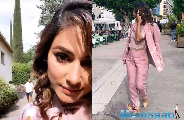 Hina Khan has been invited to be a part of a panel organised by the India Pavilion at Cannes Film Festival 2019.