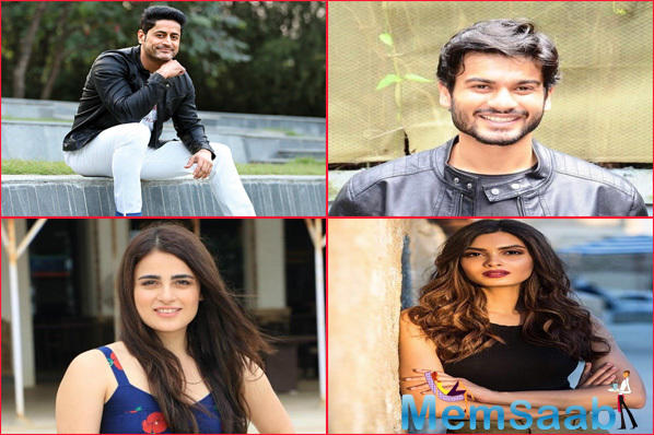 Mohit Raina, Radhika Madan, Diana Penty, Sunny Kaushal to star in love story