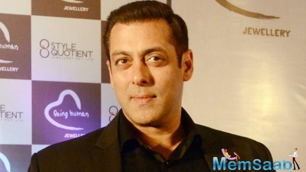 Salman Khan wants to see a remake of this 1991 film starring him; Read on