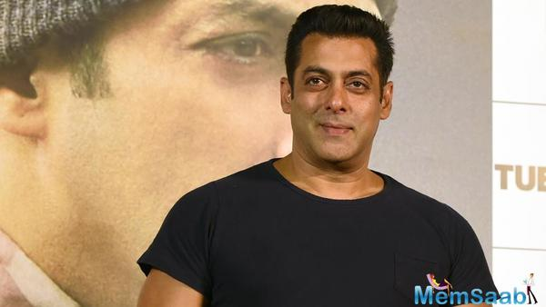 Salman Khan is all geared up as within a few weeks his much-awaited film Bharat will hit the screens.