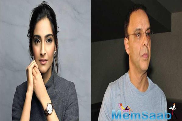 Vidhu Vinod Chopra clarifies Sonam Kapoor was the first actor on-board for 'Ek Ladki Ko Dekha To Aisa Laga'