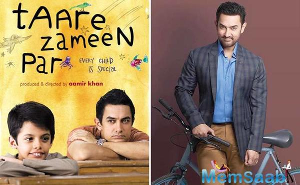 Aamir Khan's blockbuster film 'Taare Zameen Par' to soon have a Chinese remake